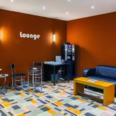 Lounge - City-Pension Dessau-Roßlau UG